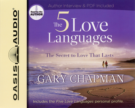 The Five Love Languages - Audiobook on CD: Gary Chapman ...