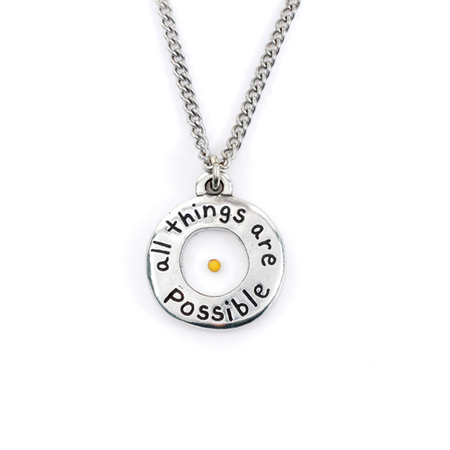All things possible mustard seed pendant christianbook aloadofball Image collections