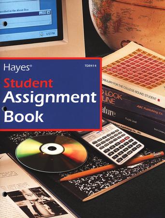 Student Assignment Book: 1557673861 - Christianbook.com