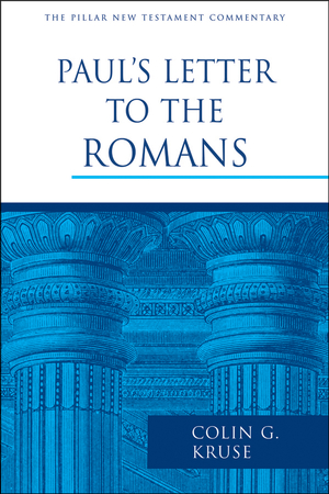 pauls letter to the romans pillar new testament commentary pntc colin g kruse 9780802837431 christianbookcom