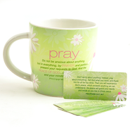 Cup of Prayers Mug, Cup of Encouragement  -