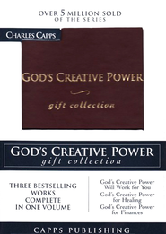 God's Creative Power, Gift Edition   -     By: Charles Capps