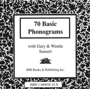 70 Basic Phonograms CD   -     By: Wanda Sanseri