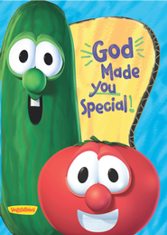 God Made You Special! A VeggieTales Board Book   -     By: Eric Metaxas