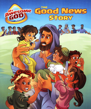 The Good News Story Pack of 10   -