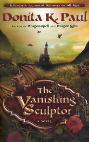 The Vanishing Sculptor   - Slightly Imperfect  -     By: Donita K. Paul