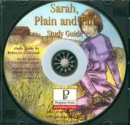 Sarah, Plain and Tall Study Guide on CDROM  -