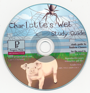 Charlotte's Web Study Guide on CDROM  -