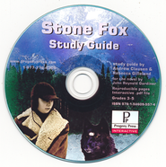 Stone Fox Study Guide on CDROM  -