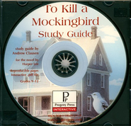 To Kill a Mockingbird Study Guide on CDROM  -