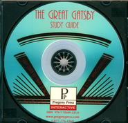 Great Gatsby Study Guide on CDROM  -