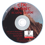 Hobbit Study Guide on CDROM  -