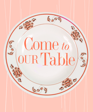 Come To Our Table: A Midday Connection Cookbook - eBook  -     By: Anita Lustrea, Melinda Schmidt
