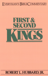 First & Second Kings- Everyman's Bible Commentary - eBook  -     By: Robert Hubbard