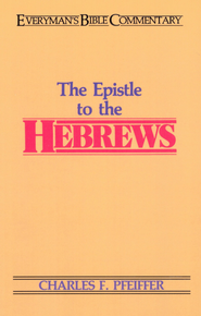 Hebrews- Everyman's Bible Commentary - eBook  -     By: Charles Pfeiffer