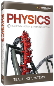 Teaching Systems Physics Module 7: Planetary Motion and Harmonic Motion DVD  -