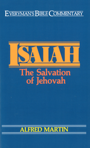Isaiah- Everyman's Bible Commentary - eBook  -     By: Alfred Martin