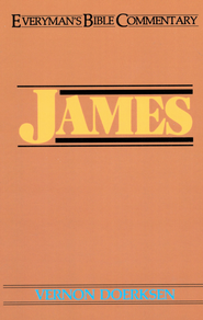 James- Everyman's Bible Commentary - eBook  -     By: Vernon Doerksen