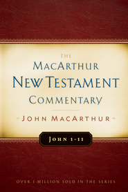 John 1-11: The MacArthur New Testament Commentary - eBook  -     By: John MacArthur