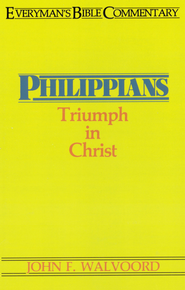 Philippians- Everyman's Bible Commentary - eBook  -     By: John Walvoord