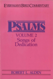 Psalms Volume 2- Everyman's Bible Commentary - eBook  -     By: Robert Alden