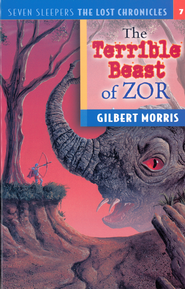 The Terrible Beast of Zor - eBook  -     By: Gilbert Morris