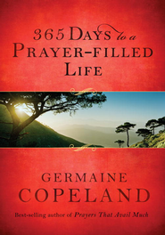 365 Days to a Prayer-Filled Life - eBook  -     By: Germaine Copeland