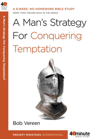 A Man's Strategy for Conquering Temptation - eBook  -     By: Bob Vereen