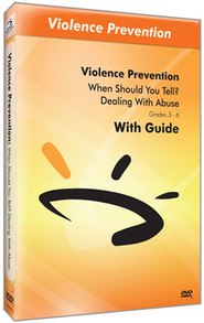When Should You Tell? Dealing With Abuse DVD & Guide  -