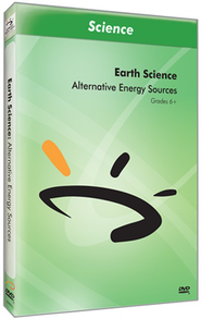Alternative Energy Sources DVD & Guide  -
