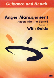 Anger: Who's to Blame? DVD & Guide  -