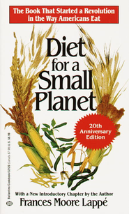 Diet for a Small Planet (20th Anniversary Edition) - eBook  -     By: Frances Moore Lappe