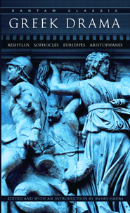 Greek Drama - eBook  -     By: Moses Hadas