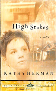 High Stakes - eBook The Baxter Series #4  -     By: Kathy Herman
