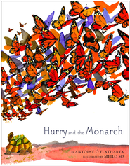 Hurry and the Monarch - eBook  -     By: Antoine O Flatharta