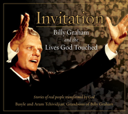 Invitation: Billy Graham and the Lives God Touched - eBook  -     By: Anthony Tchividjian, Basyle Tchividjian, Aram Tchividjian