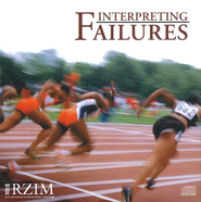 Interpreting Failures, Conserving Victories - CD   -     By: Ravi Zacharias