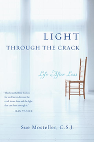 Light Through the Crack: Life After Loss - eBook  -     By: Sue Mosteller