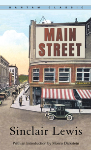 Main Street - eBook  -     By: Sinclair Lewis