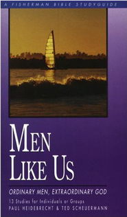 Men Like Us: Ordinary Men, Extraordinary God - eBook  -     By: Paul Heidebrecht, Ted Scheuermann
