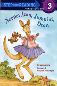 Norma Jean, Jumping Bean - eBook  -     By: Joanna Cole