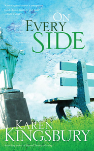 On Every Side - eBook  -     By: Karen Kingsbury