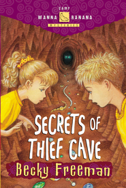 Secrets of Thief Cave - eBook  -     By: Becky Freeman