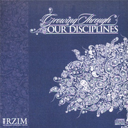 Growing Through Our Disciplines - CD   -     By: Ravi Zacharias