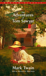 The Adventures of Tom Sawyer - eBook  -     By: Mark Twain, Alfred Kazin