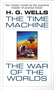 The Time Machine and The War of the Worlds - eBook  -     By: H.G. Wells