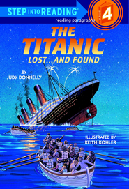 The Titanic: Lost and Found - eBook  -     By: Judy Donnelly