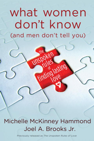 What Women Don't Know (and Men Don't Tell You): The Unspoken Rules of Finding Lasting Love - eBook  -     By: Michelle McKinney Hammond