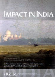 Impact in India, 5 CDs & 1 DVD   -     By: Ravi Zacharias