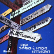 Proper Confidence and Confident Communicators - CD   -     By: Stuart McAllister